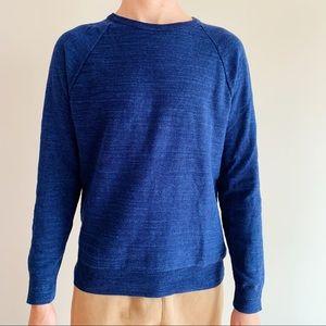 Fun Blue Jcrew Men's Sweater